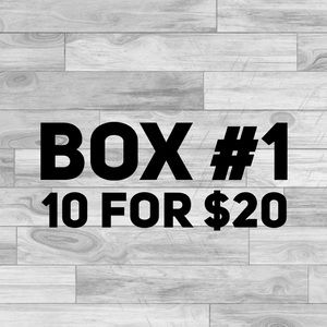 Other - Resellers Box #1 10 for $20